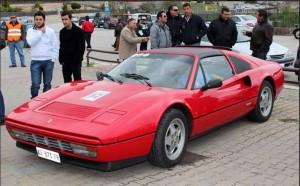 Le Ferrari a Mussomeli