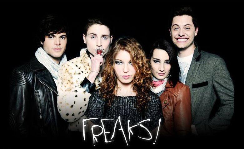 La serie 'Freaks!'