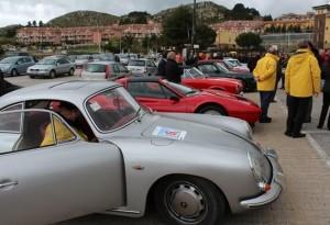 Le Porsche a Mussomeli