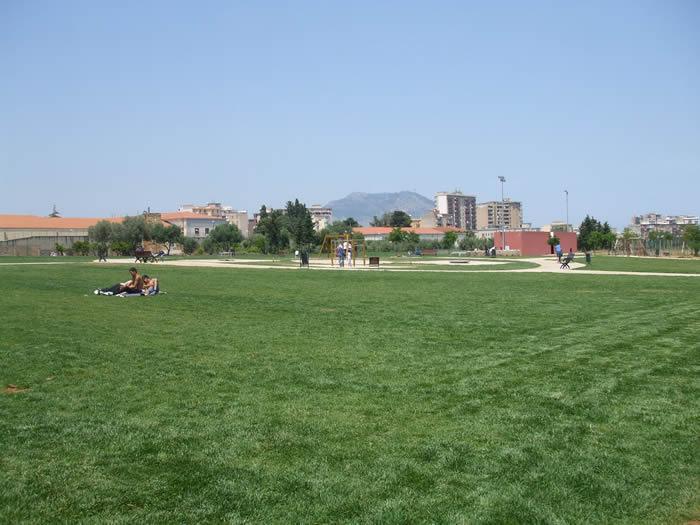 Il parco Ninni Cassarà