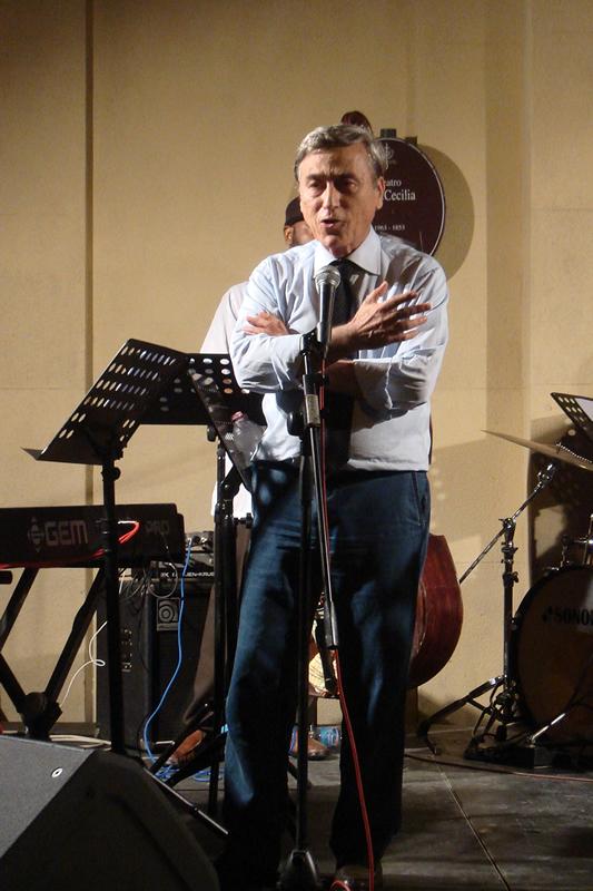 Il Maestro Ignazio Garsia