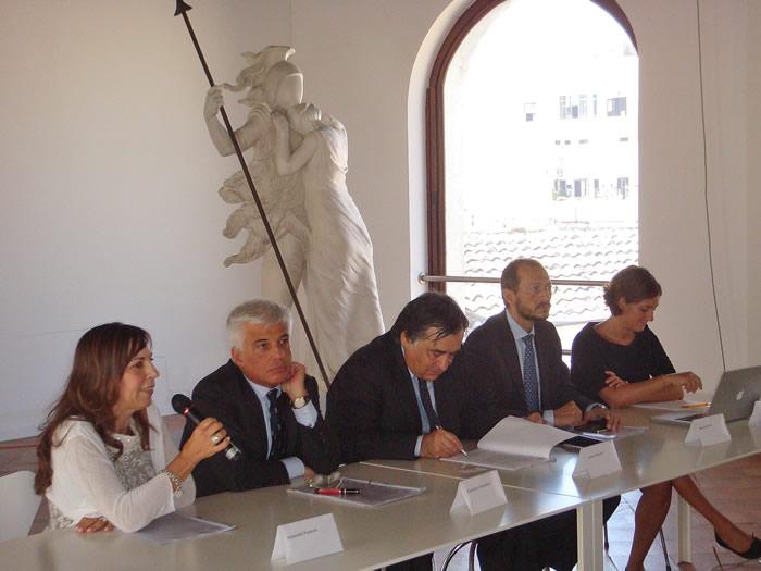 Conferenza stampa Palermo Felicissima