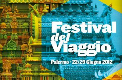 Logo Festival del Viaggio Palermo 2012