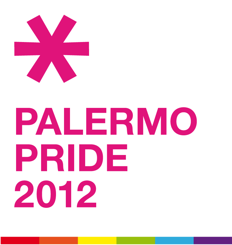logo palermo pride 2012