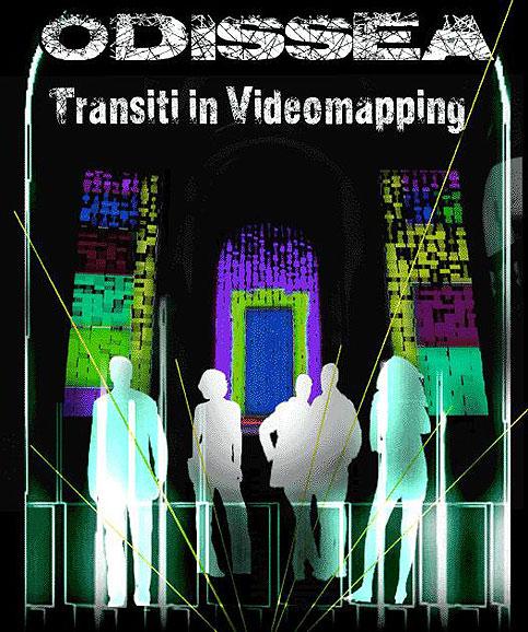 Odissea videomapping