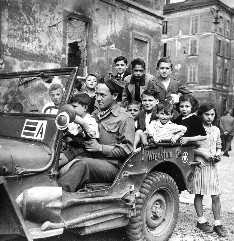 Foto del dopoguerra
