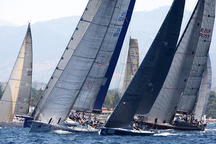 La regata Palermo-Montecarlo