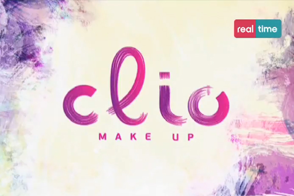 Logo ClioMakeUp Real Time