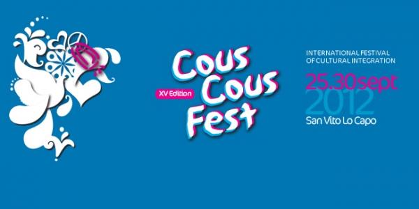 Logo Cous Cous Fest 2012