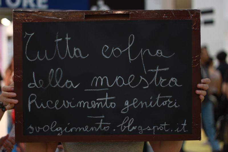 Blog Tutta Colpa della Maestra