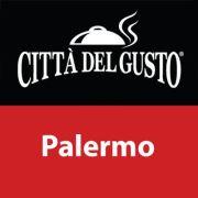 Logo Città del gusto - Palermo
