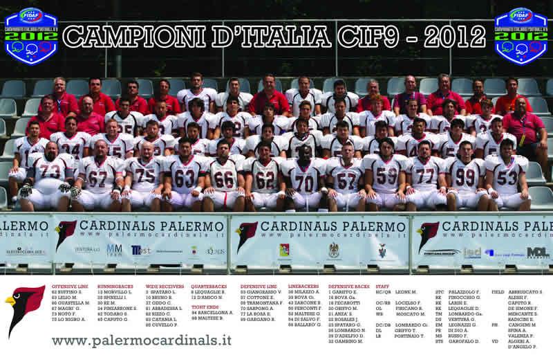 Poster Cardinals