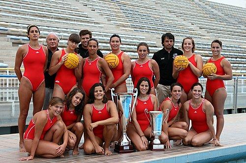 La squadra dell'Orizzonte Catania