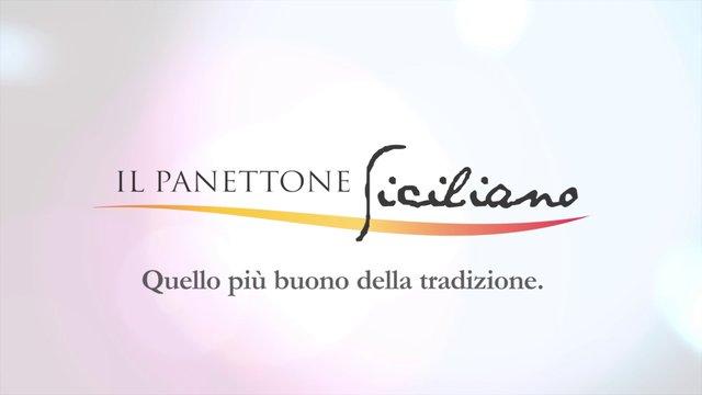 """Logo del """"Panettone Siciliano"""""""