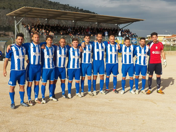 La squadra dell'Akragas
