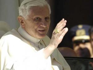 Il Pontefice Benedetto XVI