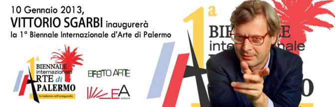 Invito 1a Biennale di Palermo