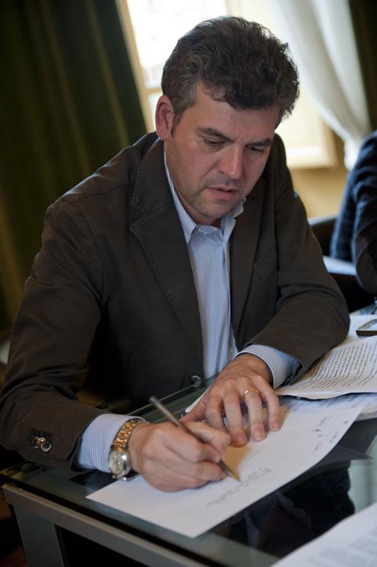 Il sindaco di Termini Salvatore Burrafato