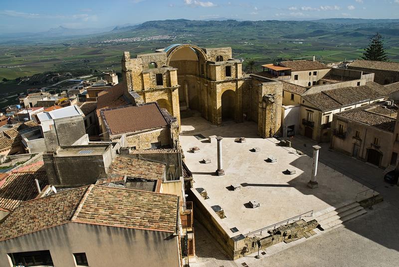 """L'ex chiesa madre """"Santa Maria degli Angeli"""""""