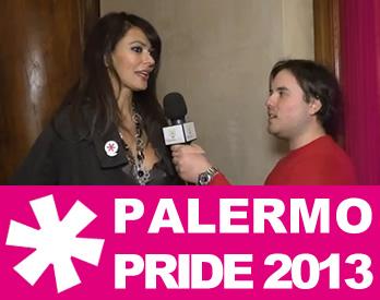 Maria Grazia Cucinotta intervistata per il Pride 2013