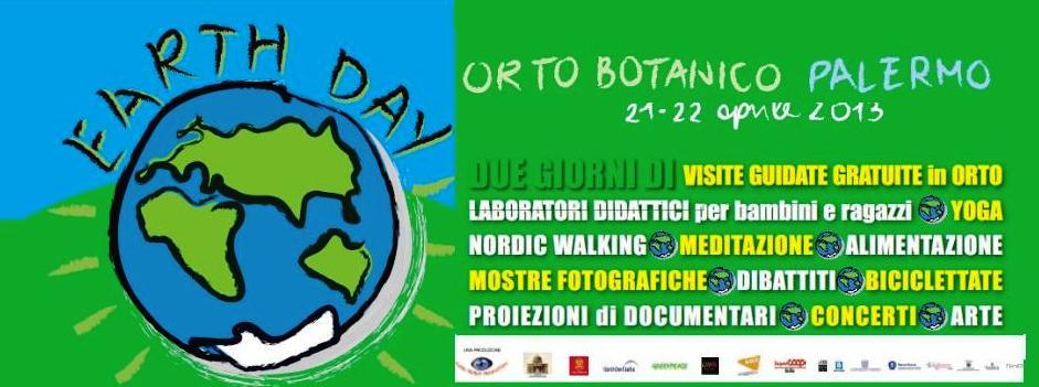 Manifesto Earth Day