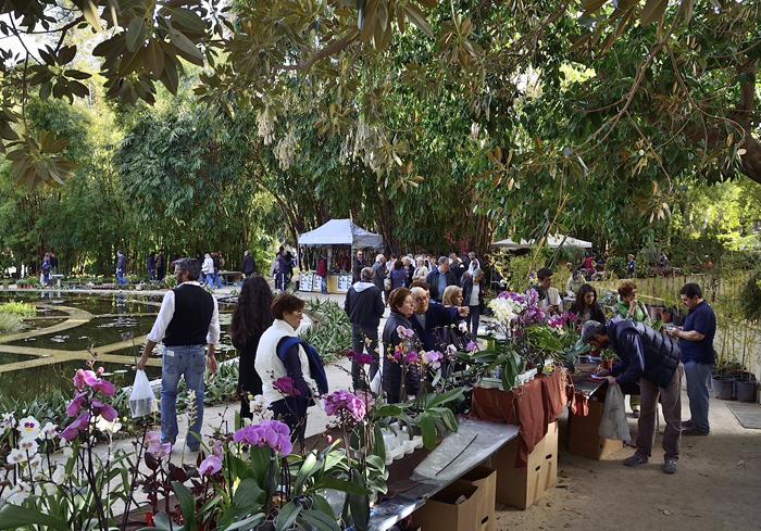 La mostra-mercato La Zagara