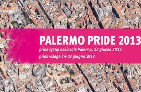 Palermo – Oggi alle 16 si terrà il convegno I diritti LGBT sono diritti umani, alla presenza della Ministra Josefa Idem e della presidente della Camera Laura Boldrini per l'apertura a Palermo il Pride nazionale, che farà della capitale siciliana per 10 giorni la capitale dei diritti umani. Sarà la Sala de Seta, il cinema