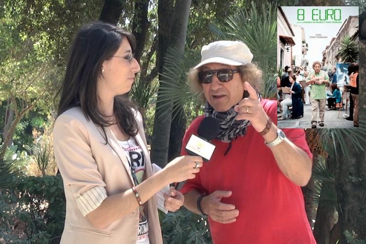 Palermo – Lo scorso 14 settembre la redazione di TrinacriaNews ha incontrato il regista e attore siciliano Tony Morgan che, poco prima di ritirare a Gibellina l'ennesimo premio per il suo cortometraggio 8 Euro, ci ha rilasciato un'intervista molto piacevole e divertente. Il poliedrico attore ha cominciato la sua carriera con l'avanspettacolo, per poi dedicarsi