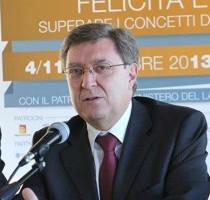 Giornate Economia Mezzogiorno VI edizione (Enrico Giovannini)
