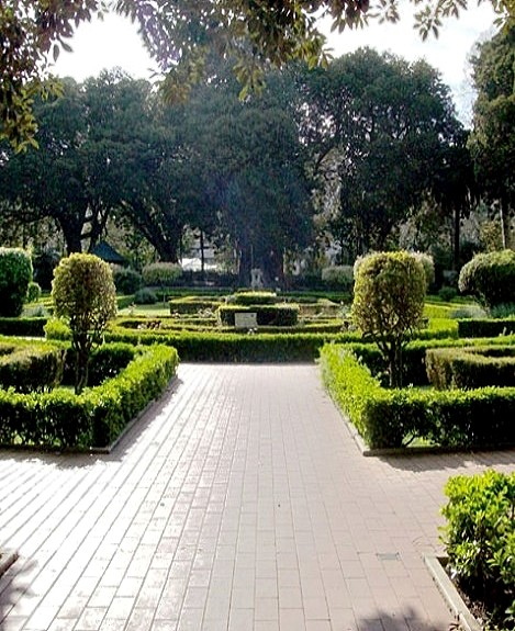 Villa d'Orleans gestita da Presidenza Regione 4