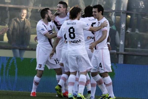 Palermo campione d'inverno 2