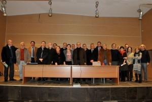 Foto di gruppo a Ragusa
