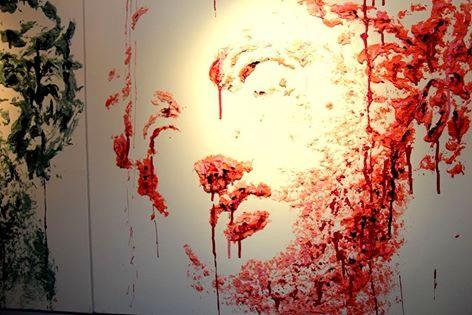 Mostra personale Arrigo Musti 'Drops part 1' 2