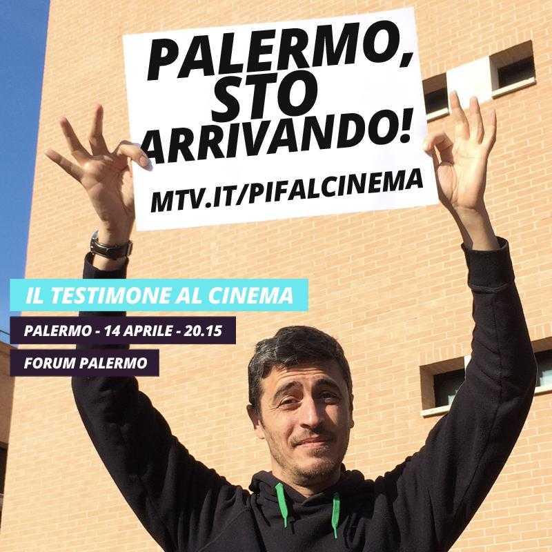 PIF A PALERMO