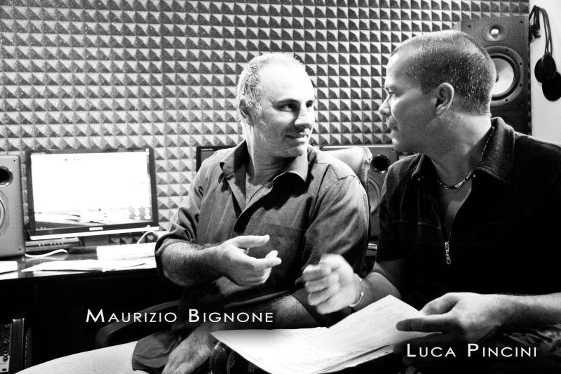 Mau Bignone e Luca Pincini