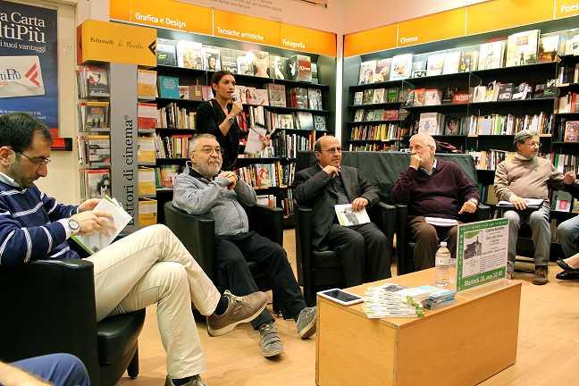 Presentazione libro Don Cosimo Scordato 'Dalla mafia liberaci o Signore' 1