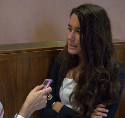 intervista stefania mangiapane bouche de la loi