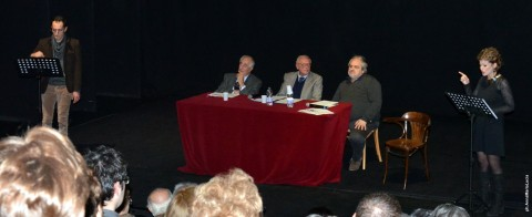 Giuseppe Montaperto,Elio Giunta,Piero Longo,Luca Doninelli,Clelia Cucco