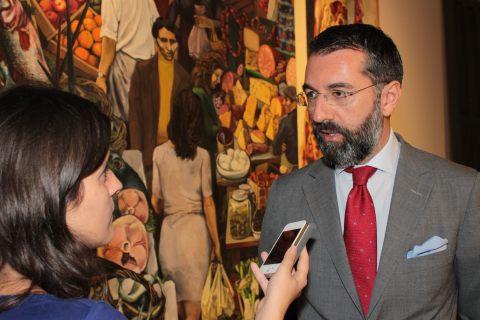 Mostra Artisti di Sicilia Antonio tiscali