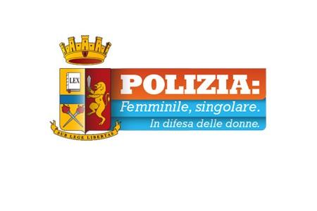 logo_polizia-femminile in difesa delle donne URL IMMAGINE SOCIAL