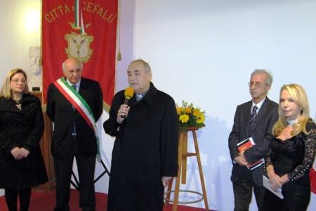 vescovo manzella inaugurazione settimana ebraica URL IMMAGINE SOCIAL