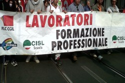 Dialogo e collaborazione tra Assessorati regionali e Ministero Lavoro per settore Formazione Professionale