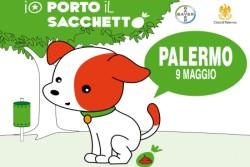 """A Palermo torna l'iniziativa """"Io porto il sacchetto"""", la campagna che promuove la raccolta delle deiezioni canine nelle aree verdi destinate alla sgambatura dei cani e che ha l'obiettivo di evitare la diffusione involontaria di malattie pericolose di origine parassitaria, prevenire l'infestazione di altri cani e preservare l'igiene dei parchi, frequentati abitualmente anche da famiglie"""