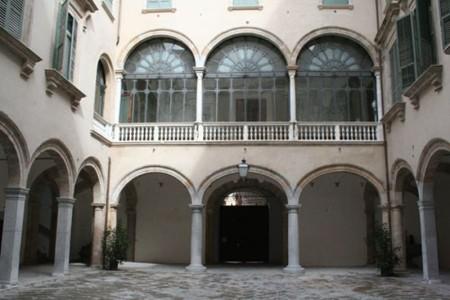 Palazzo Mazzarino URL IMMAGINE SOCIAL