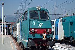 MUSUMECI INCONTRA VERTICI Rete Ferrioviaria italiana per tratte veloci, stazioni decorose, reti efficienti