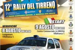 Mancano meno di ventiquattro ore al via ufficiale della dodicesima edizione del Rally del Tirreno che si aprirà con le operazioni di verifica, in programma sul lungomare di Villafranca Tirrena nella mattinata e nel primo pomeriggio di domani. La manifestazione, che può annoverare ben 94 equipaggi iscritti, è organizzata dalla Top Competition ed è valevole
