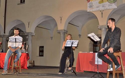 Massimiliano La Grua,Clelia Cucco,Giuseppe Montaperto