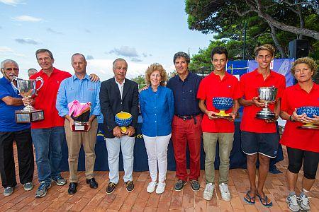 80° Campionato Italiano Dinghy 2015