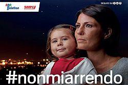 Palermo – Dicembre è il mese dedicato alla campagna #nonmiarrendo promossa dalla Fondazione Telethon per sensibilizzare e raccogliere fondi a sostegno della ricerca scientifica sulle malattie genetiche rare. Dal 13 al 20 dicembre, infatti, si terrà la tradizionale maratona in collaborazione con la RAI e sabato 19 e domenica 20 dicembre, inoltre, a Palermo, come