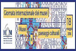 Palermo – La GAM partecipa alla Giornata Internazionale dei Musei dell'ICOM del 18 maggio con un programma che prevede visite di approfondimento alla collezione e un tavolo di lavoro dedicato alla sicurezza museale per il pubblico e soprattutto per gli addetti ai lavori del settore. Ogni anno ICOM – International Council of Museums promuove la